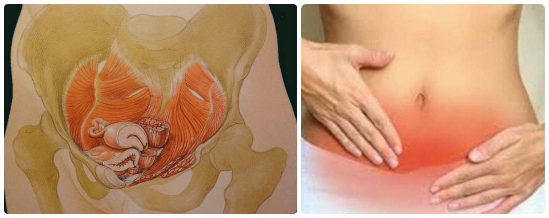 Беременность боли внизу живота по бокам