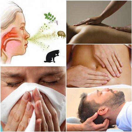 Остеопатическое лечение аллергии